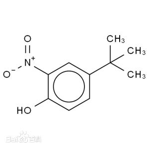 邻硝基对叔丁基苯酚